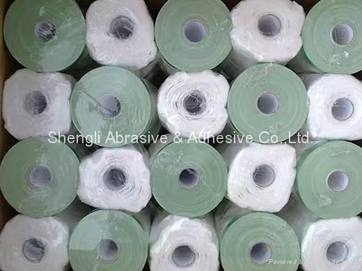 Pre-taped Masking Film With 70mesh cloth masking tape 2