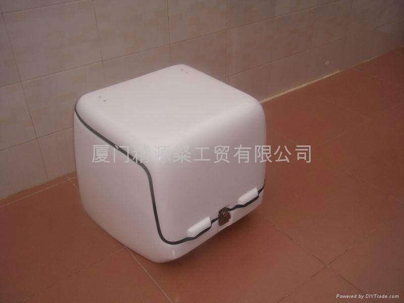 电动自行车载食品饮料储运外送箱 3