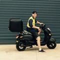 电动自行车载食品饮料储运外送箱 4