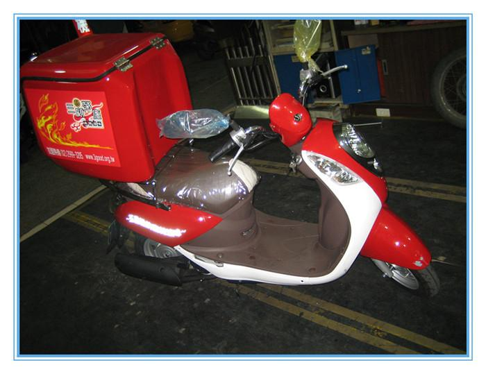 电动自行车载食品饮料储运外送箱 5