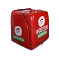 摩托车载食品饮料保温外送箱