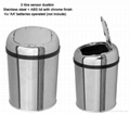 3L Sensor Trash Can Touchless Automatic
