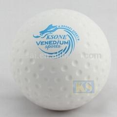 Custom Logo Dimple Field Hockey Ball