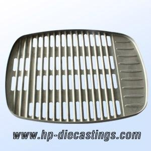 fried pan and pot die casting parts 3
