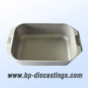 fried pan and pot die casting parts 4