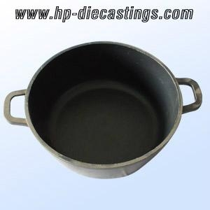 fried pan and pot die casting parts 5