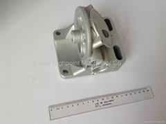 aluminum die casting valve body