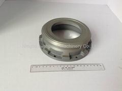 aluminum diecasting flange