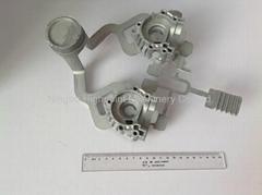 aluminum die casting gear box