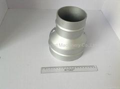 aluminum die casting tube