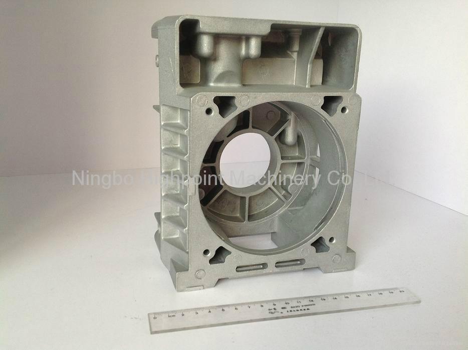 aluminum die casting vacuum pump for car 1