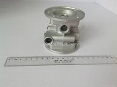 aluminum die casting CNG valve body
