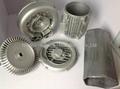 aluminum die casting blower parts