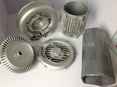 aluminum die casting blower parts (Hot Product - 1*)
