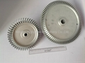 aluminum die casting blower wheel