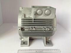 aluminum die casting motor housing