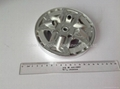 aluminum die casting gas burner part