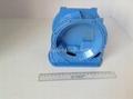 die casting gas meter body