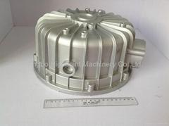 aluminum die casting explosion-proof lamp parts