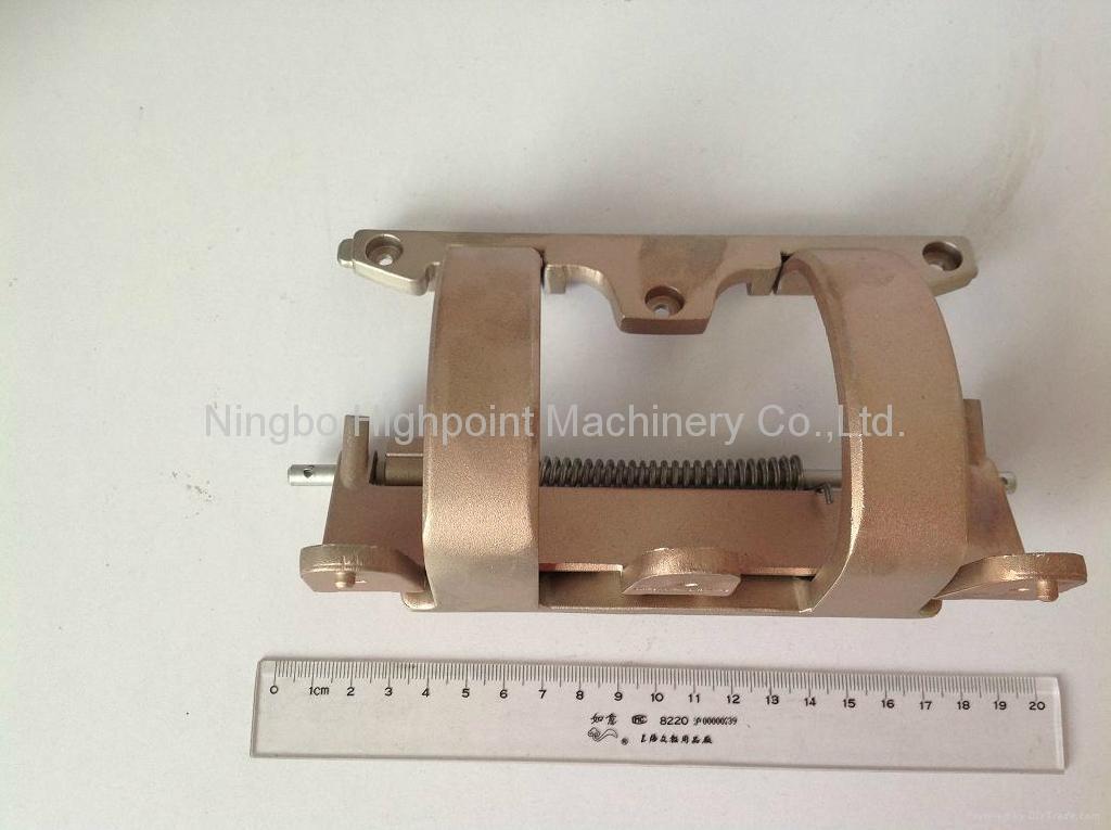 aluminum die casting washing machine part 1