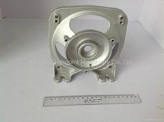 aluminum die casting water pump