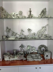 die casting sample room