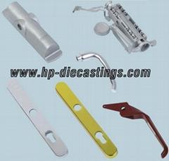 die casting parts locks hardware