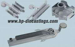 radiators die casting parts