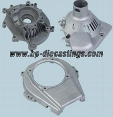 garden machine die casting parts