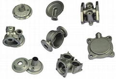 gas valve parts die casting