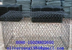 Gabion Box, Gabion Mattress, Gabions, Gabion Basket(8#-14#)