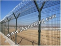Razor Barbed Wire Fence(8#-18#)