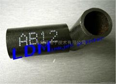 鋼管專用大字符噴碼機