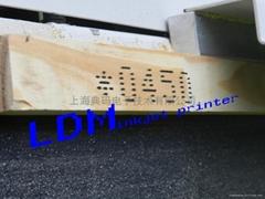 木地板專用大字符噴碼機