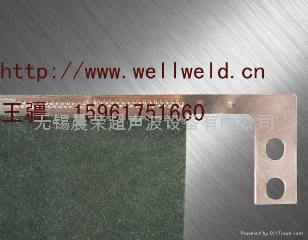 电池极耳焊接机设备 1