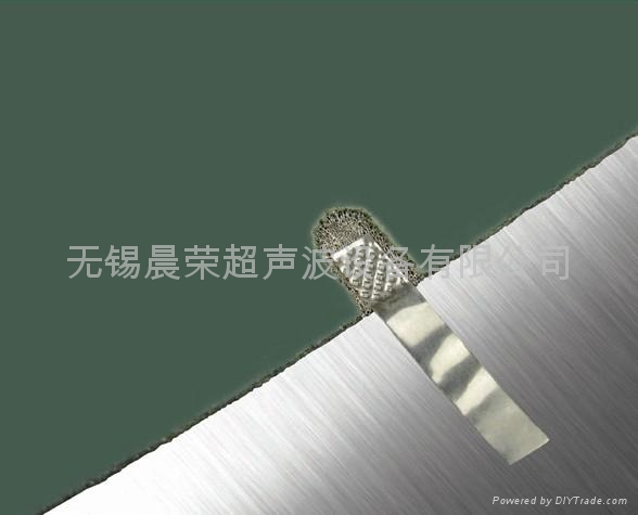 镍氢电池极耳焊接机 1