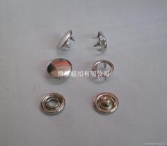 NICKEL FREE CAP SNAP 333-11.7mm