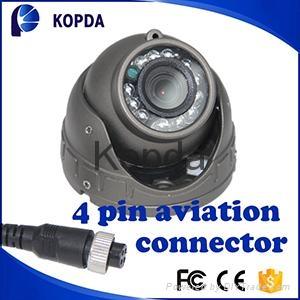 car surveillance security school bus cctv dome camera