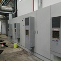 Industrial cabinet precision air