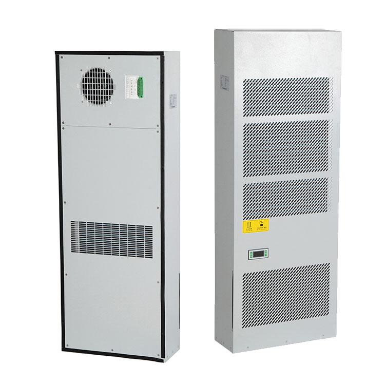 Industrial power cabinet non condensing water AC air conditioner