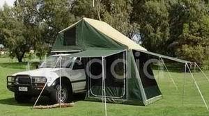 Car roof tent 1