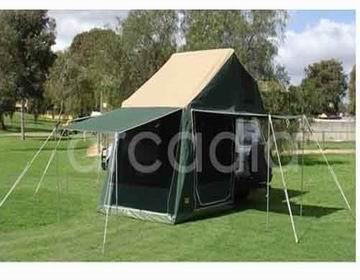 Car roof tent 2