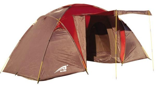 waterproof camping 4 person camping  family tent 2