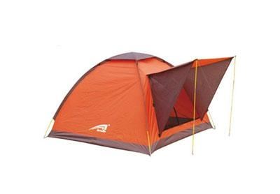 signal layer seam taped 3 person camping beach tent 1