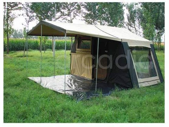camping trailer tent 1