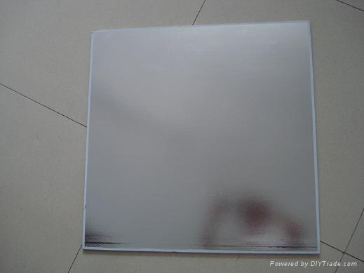 PVC laminated gypsum ceiling board 2