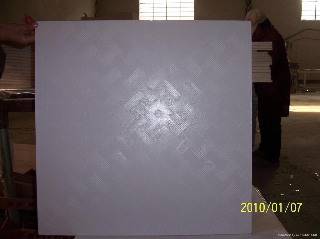 PVC laminated gypsum ceiling board 3