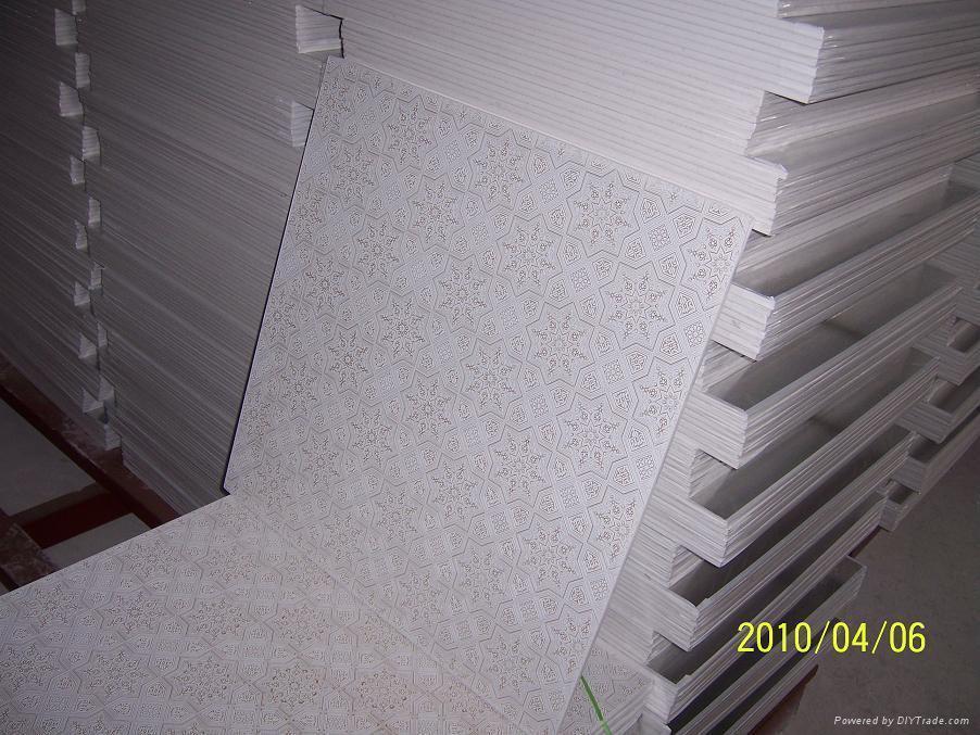 PVC laminated gypsum ceiling board 4
