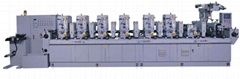 LLR-300間歇式商標印刷機