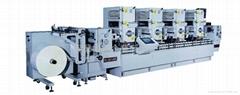 LLR-320 間歇式商標印刷機